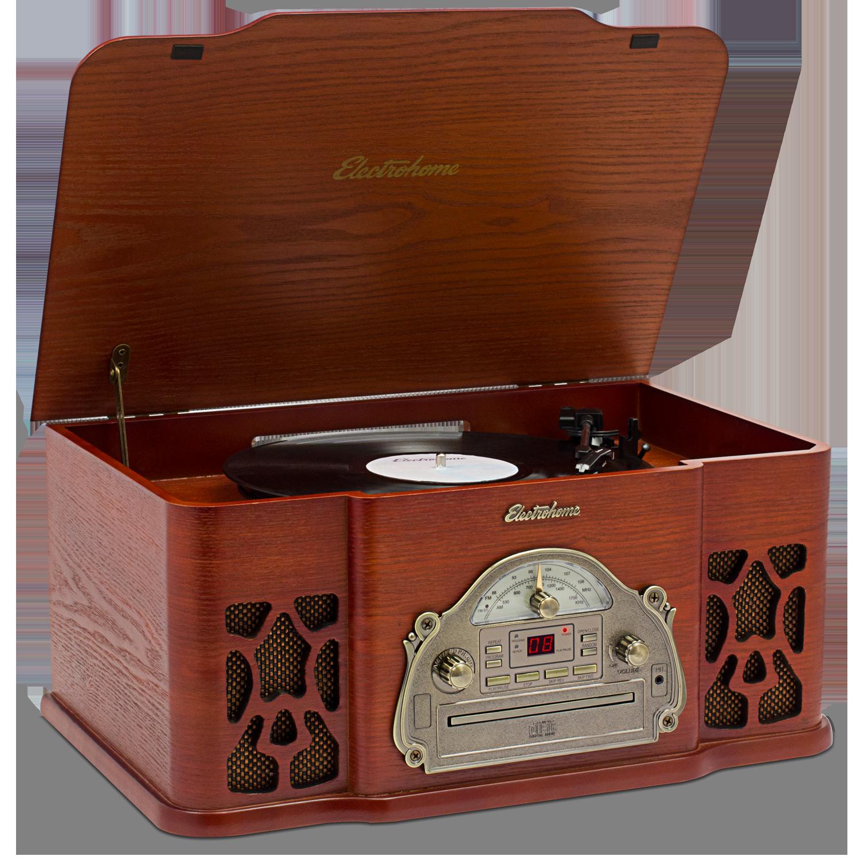 Winston Vinyl Retro record player