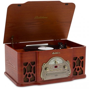 Winston™ Vinyl Record Player Turntable