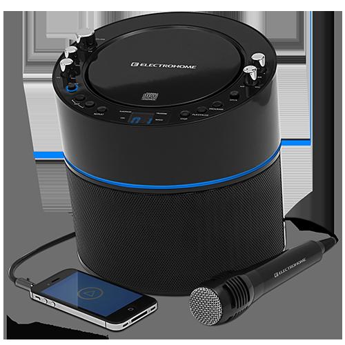 Karaoke Machine Speaker System (Electrohome - Karaoke System)