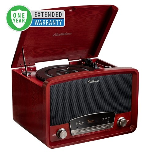 1 Year Extended Warranty for Kingston 7-in-1 Vinyl Record Player - Main Cherry - 1