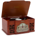 Winston Vinyl Retro record player