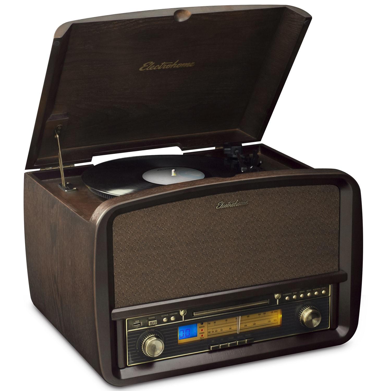Signature Retro Record Player