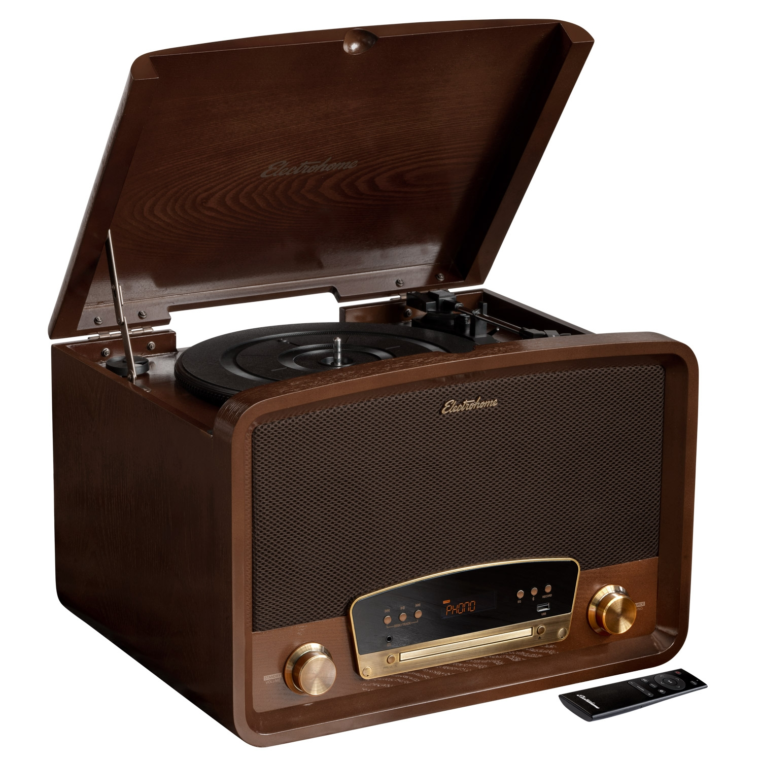 Kingston 7-in-1 Vinyl Record Player