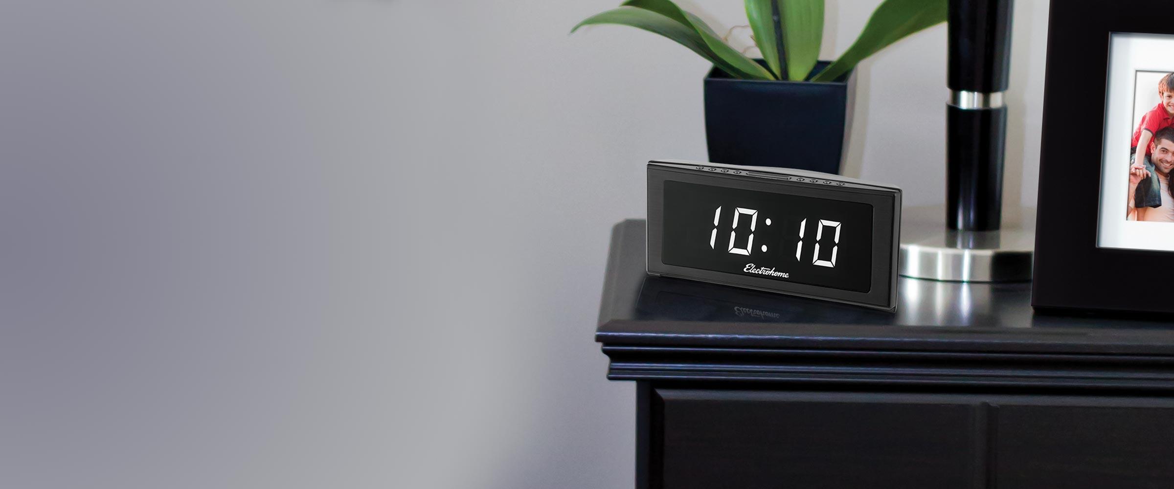 Jumbo Clock Radio