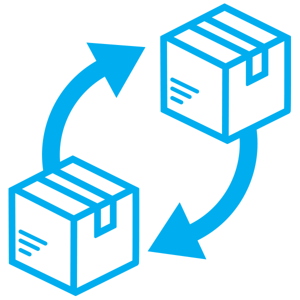 replacement process icon