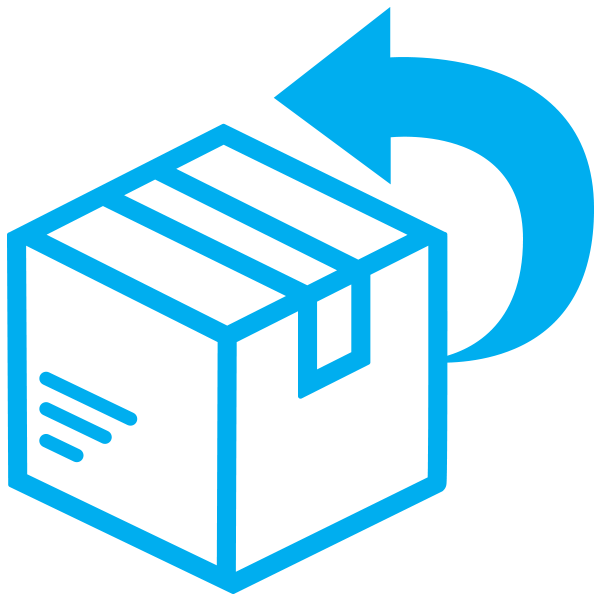 package return icon