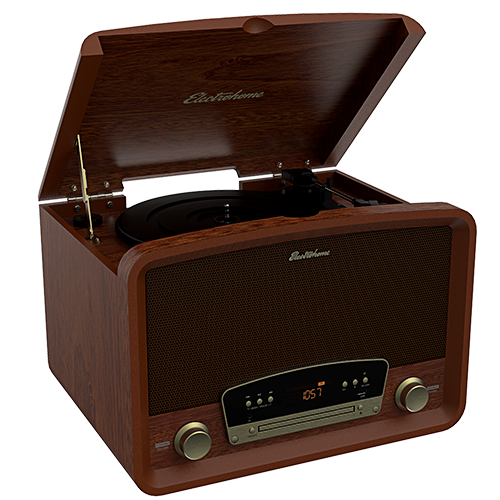 Kingston Record Player